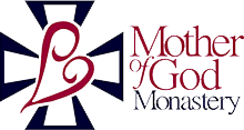 Mother of God Monastery logo