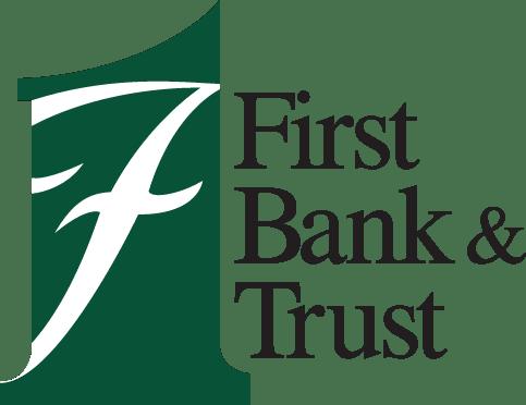 First Bank & Trust's logo